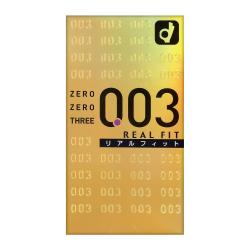Okamoto 003 Condoms Real Fit 1...