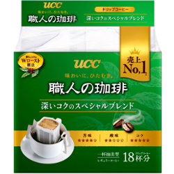 UCC Craftsman Of Coffee Drip C...