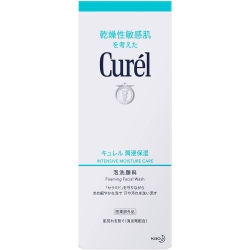KAO Curel Foam Facial Wash  [F...