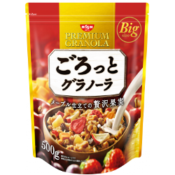 Nissin Cisco Gorotto Granola L...