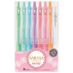 Zebra Sarasa Clip Gel Ink Ball...